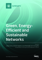 Special issue Green, Energy-Efficient and Sustainable Networks book cover image
