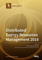 Special issue Distributed Energy Resources Management 2018 book cover image