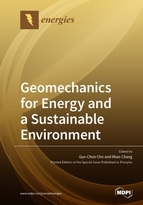 Special issue Geomechanics for Energy and a Sustainable Environment book cover image