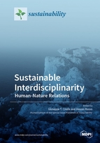 Special issue Sustainable Interdisciplinarity: Human-Nature Relations book cover image