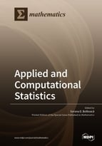Special issue Applied and Computational Statistics book cover image