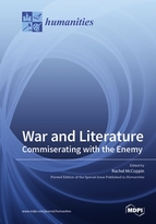 Special issue War and Literature: Commiserating with the Enemy book cover image