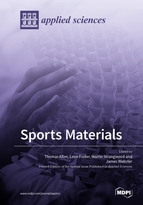 Special issue Sports Materials book cover image