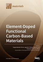 Special issue Element-Doped Functional Carbon-based Materials book cover image