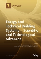 Special issue Energy and Technical Building Systems - Scientific and Technological Advances book cover image