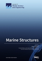 Special issue Marine Structures book cover image