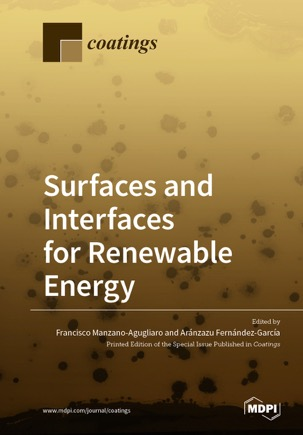 Surfaces and Interfaces for Renewable Energy