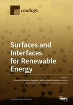 Special issue Surfaces and Interfaces for Renewable Energy book cover image