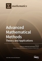 Special issue Advanced Mathematical Methods: Theory and Applications book cover image