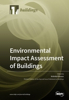 Special issue Environmental Impact Assessment of Buildings book cover image