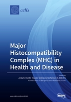 Special issue Major Histocompatibility Complex (MHC) in Health and Disease book cover image