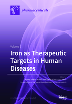 Special issue Iron as Therapeutic Targets in Human Diseases book cover image