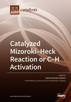 Special issue Catalyzed Mizoroki–Heck Reaction or C–H activation book cover image