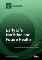 Early Life Nutrition and Future Health