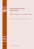 Special issue Advances in Catalyst Deactivation book cover image