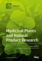 Special issue Medicinal Plants and Natural Product Research book cover image