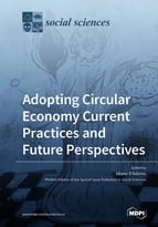 Special issue Adopting Circular Economy Current Practices and Future Perspectives book cover image