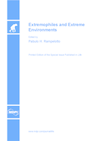 Special issue Extremophiles and Extreme Environments book cover image