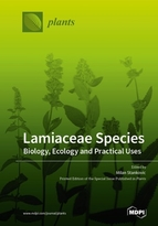 Special issue Lamiaceae Species: Biology, Ecology and Practical Uses book cover image