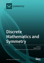 Special issue Discrete Mathematics and Symmetry book cover image