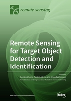 Special issue Remote Sensing for Target Object Detection and Identification book cover image