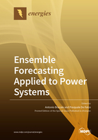 Special issue Ensemble Forecasting Applied to Power Systems book cover image