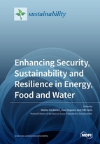 Special issue Enhancing Security, Sustainability and Resilience in Energy, Food and Water book cover image