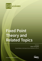 Special issue Fixed Point Theory and Related Topics book cover image