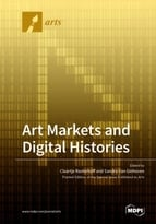 Special issue Art Markets and Digital Histories book cover image