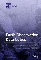 Special issue Earth Observation Data Cubes book cover image