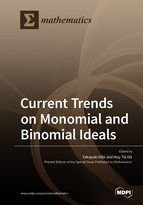 Special issue Current Trends on Monomial and Binomial Ideals book cover image