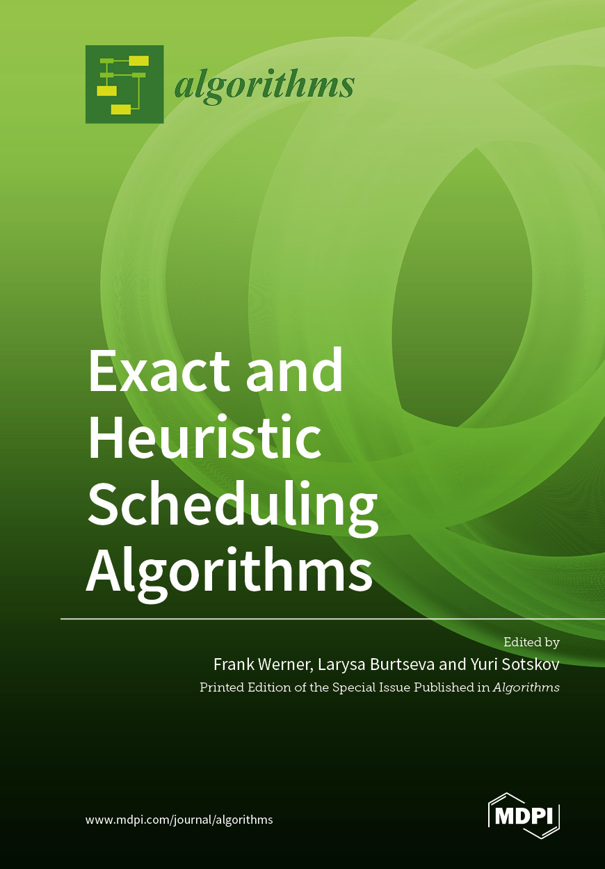 Exact and Heuristic Scheduling Algorithms
