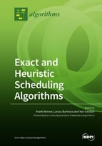 Special issue Exact and Heuristic Scheduling Algorithms book cover image
