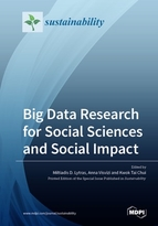 Big Data Research for Social Sciences and Social Impact