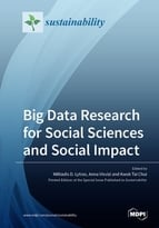 Special issue Big Data Research for Social Sciences and Social Impact book cover image