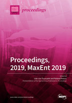 MaxEnt 2019