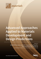 Special issue Advanced Approaches Applied to Materials Development and Design Predictions book cover image