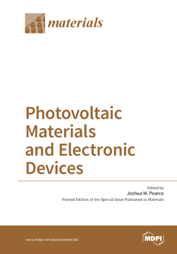 Photovoltaic Materials and Electronic Devices