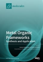 Special issue Metal Organic Frameworks: Synthesis and Application book cover image