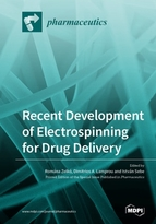 Special issue Recent Development of Electrospinning for Drug Delivery book cover image