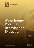 Special issue Wave Energy Potential, Behavior and Extraction book cover image