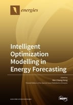 Special issue Intelligent Optimization Modelling in Energy Forecasting book cover image