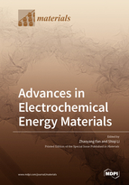 Special issue Advances in Electrochemical Energy Materials book cover image