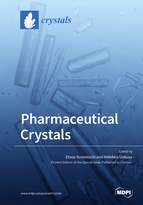 Special issue Pharmaceutical Crystals book cover image