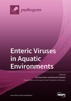 Special issue Enteric Viruses in Aquatic Environments book cover image