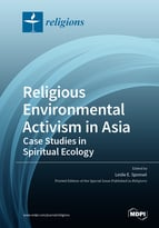 Special issue Religious Environmental Activism in Asia: Case Studies in Spiritual Ecology book cover image