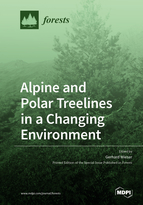 Special issue Alpine and Polar Treelines in a Changing Environment book cover image
