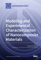 Special issue Modeling and Experimental Characterization of Nanocomposite Materials book cover image