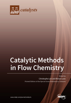 Special issue Catalytic Methods in Flow Chemistry book cover image