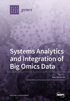 Systems Analytics and Integration of Big Omics Data